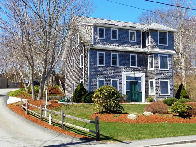 70 Commercial Street C, Wellfleet, MA 02667 (MLS #22002828) :: Kinlin Grover Real Estate