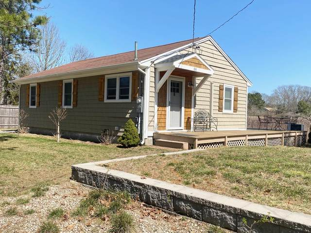 88 Breezy Point Road, South Yarmouth, MA 02664 (MLS #22002835) :: Kinlin Grover Real Estate