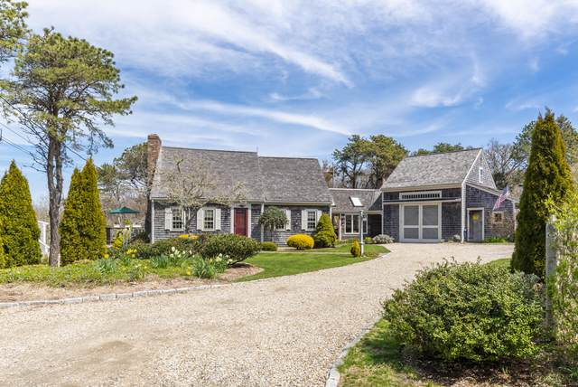 364 Cedar Street, Chatham, MA 02633 (MLS #22002838) :: Leighton Realty