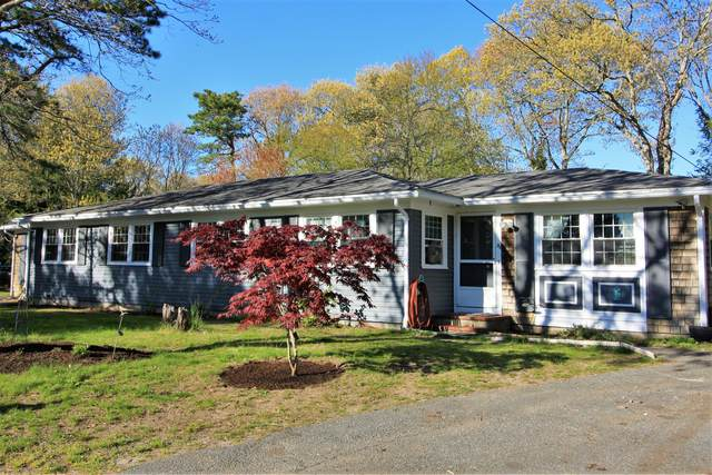 30 & 32 Partridge Valley Road, West Yarmouth, MA 02673 (MLS #22002907) :: Leighton Realty