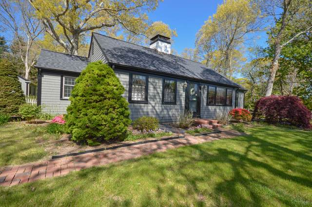 140 Pond View Drive, Centerville, MA 02632 (MLS #22002921) :: Leighton Realty