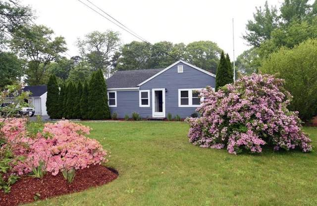 318 Lower County Road, Dennis Port, MA 02639 (MLS #22002925) :: Leighton Realty