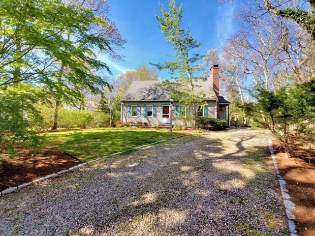 10 Oak Lane, Brewster, MA 02631 (MLS #22002935) :: Leighton Realty