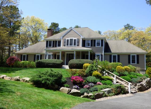 1356 Old Post Road, Marstons Mills, MA 02648 (MLS #22002978) :: Leighton Realty