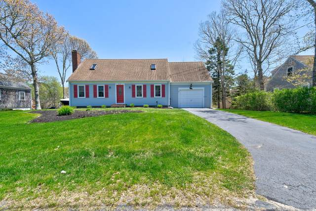 27 Tanglewood Drive, West Yarmouth, MA 02673 (MLS #22002989) :: Leighton Realty