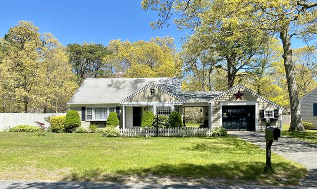 68 Quartermaster, South Yarmouth, MA 02664 (MLS #22002999) :: Leighton Realty