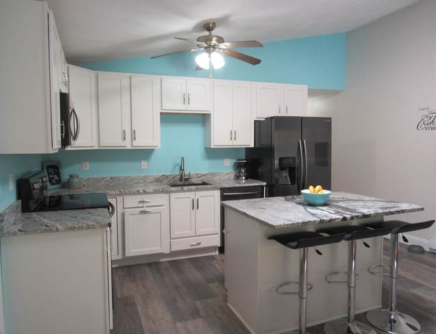 70 Cape Drive 16C, Mashpee, MA 02649 (MLS #22003035) :: Leighton Realty