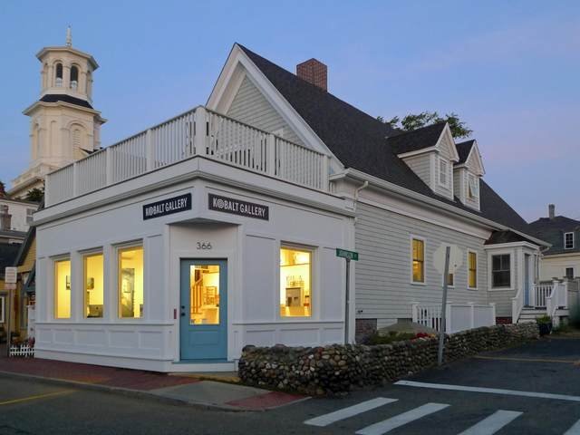 366 Commercial Street, Provincetown, MA 02657 (MLS #22003041) :: Leighton Realty