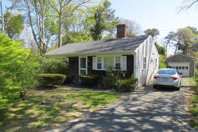 60 Nob Hill Road, Chatham, MA 02633 (MLS #22003046) :: Leighton Realty