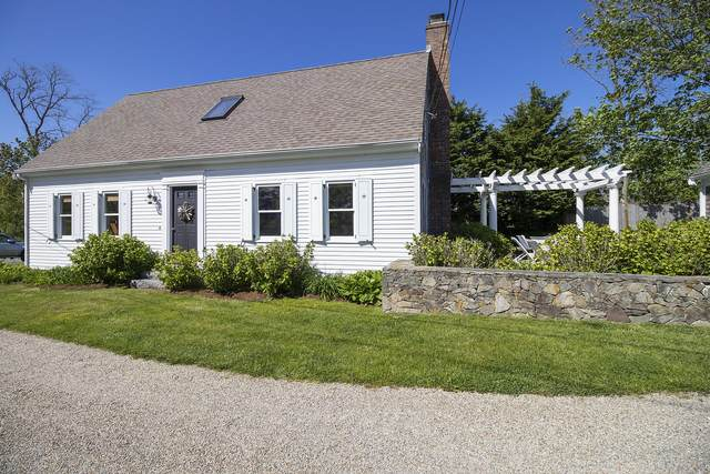 315 Tonset Road, Orleans, MA 02653 (MLS #22003051) :: Kinlin Grover Real Estate
