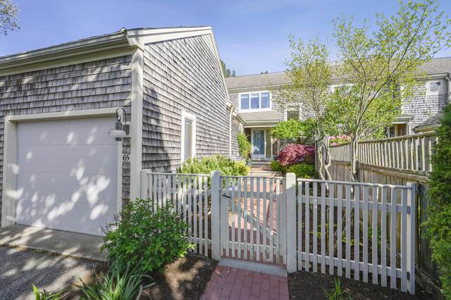 65 Kates Path H, Yarmouth Port, MA 02675 (MLS #22003090) :: Kinlin Grover Real Estate