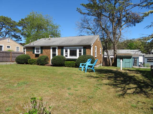 38 Wixon Road, Dennis Port, MA 02639 (MLS #22003094) :: Kinlin Grover Real Estate