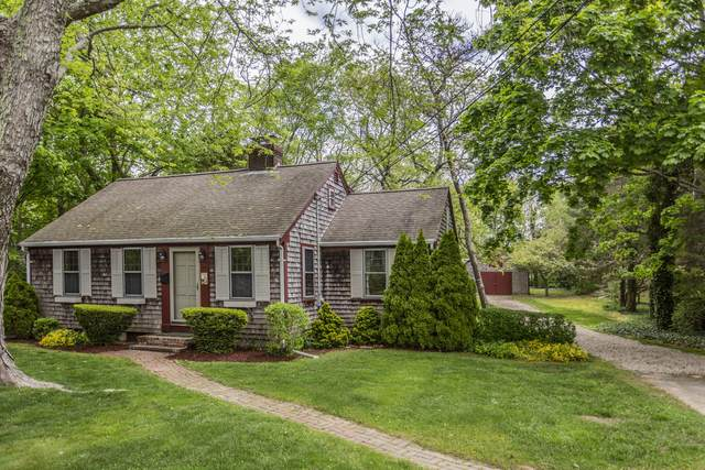 24 Center Street, Yarmouth Port, MA 02675 (MLS #22003175) :: Kinlin Grover Real Estate