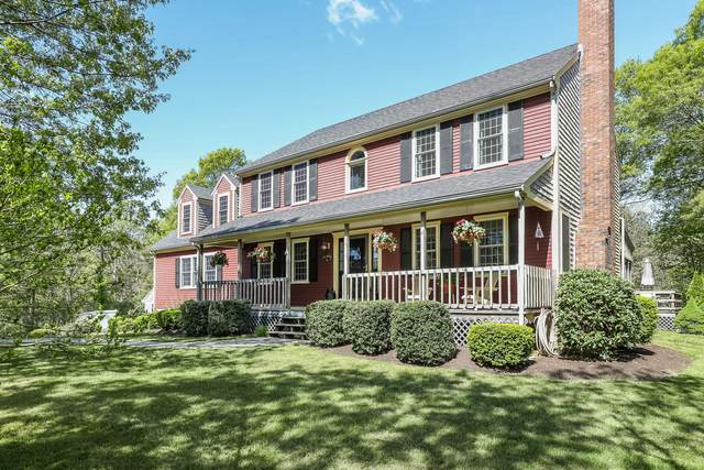 11 Farrell Drive, Forestdale, MA 02644 (MLS #22003255) :: Leighton Realty