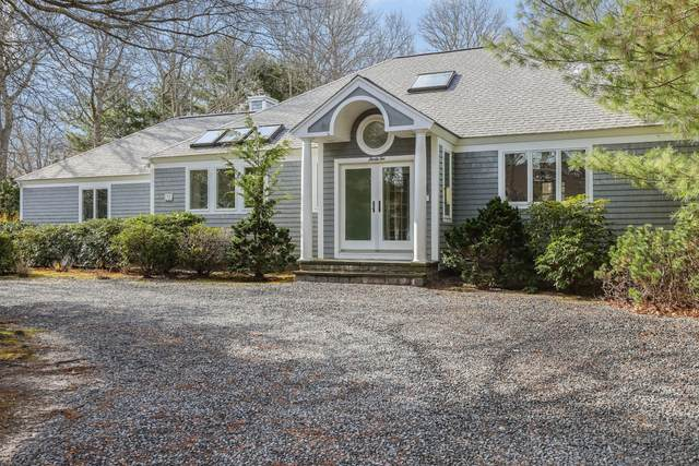 32 Sandcastle Drive, East Falmouth, MA 02536 (MLS #22003390) :: Leighton Realty
