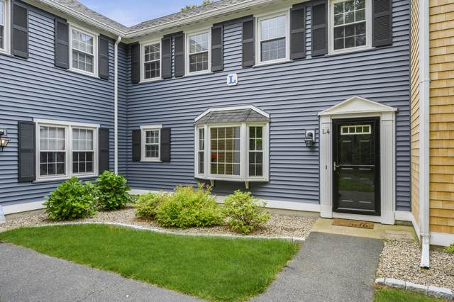 248 Camp Street L4, West Yarmouth, MA 02673 (MLS #22003609) :: Leighton Realty