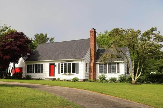 69 Clubhouse Drive, Pocasset, MA 02559 (MLS #22003815) :: Rand Atlantic, Inc.