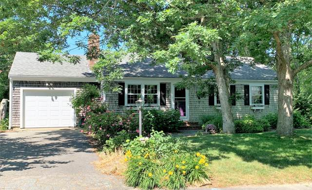 4 Meadow Way, Orleans, MA 02653 (MLS #22003862) :: Leighton Realty