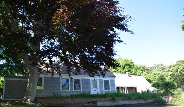 145 Mill Hill Road, Wellfleet, MA 02667 (MLS #22003887) :: Leighton Realty