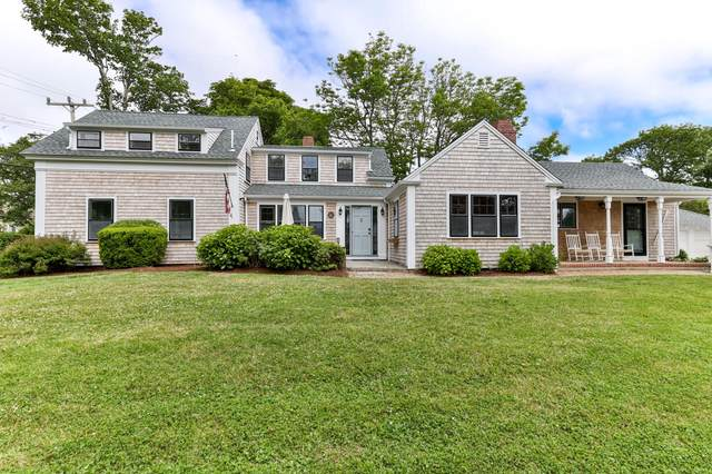 64 Silver Leaf Avenue, Chatham, MA 02633 (MLS #22003913) :: EXIT Cape Realty