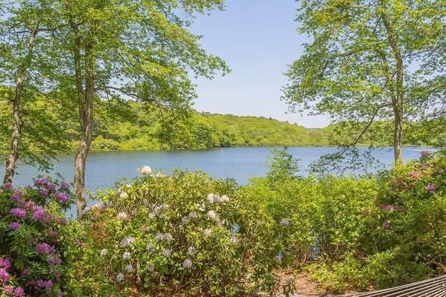 2 Mill Pond Circle, Pocasset, MA 02559 (MLS #22003926) :: Rand Atlantic, Inc.