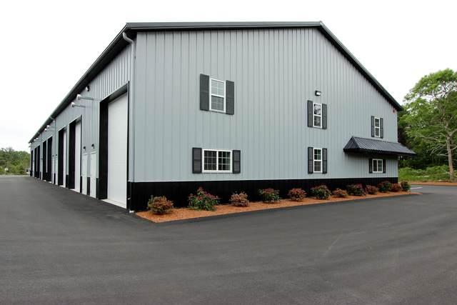 31 Mercantile Way, Mashpee, MA 02649 (MLS #22003997) :: Rand Atlantic, Inc.