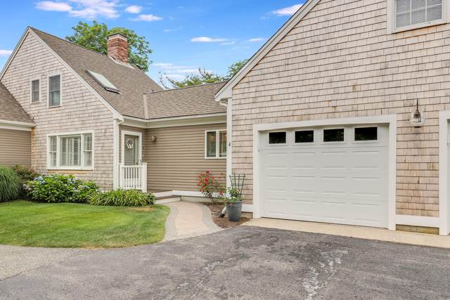 8 Beach Road #4, Orleans, MA 02653 (MLS #22004005) :: EXIT Cape Realty