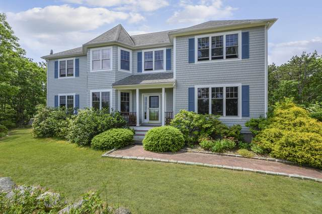 10 Autumn Way, Bourne, MA 02532 (MLS #22004013) :: Rand Atlantic, Inc.