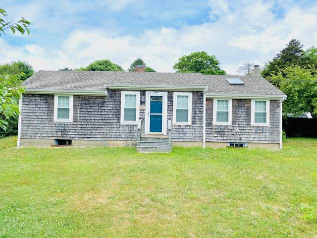 193 Old Plymouth Road, Sagamore Beach, MA 02562 (MLS #22004065) :: EXIT Cape Realty