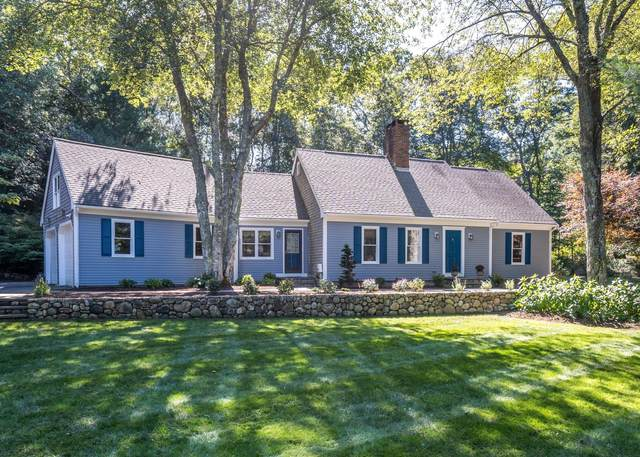 14 Highfield Drive, Sandwich, MA 02563 (MLS #22004071) :: EXIT Cape Realty