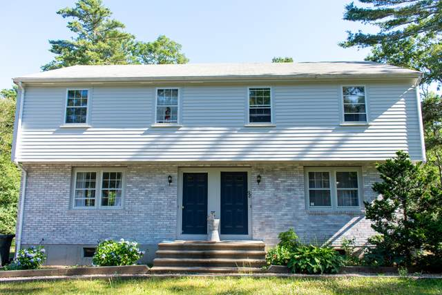 98 John Ewer Road 2B, Sandwich, MA 02563 (MLS #22004105) :: Leighton Realty