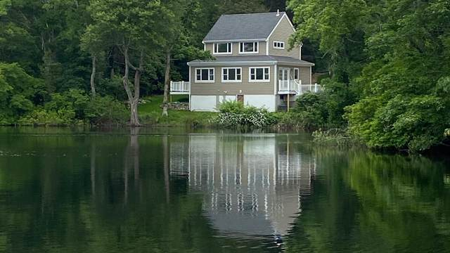 48 Pattee Road, East Falmouth, MA 02536 (MLS #22004109) :: Leighton Realty