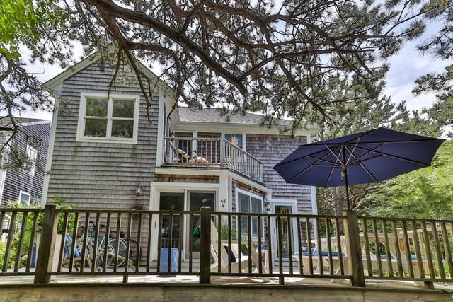 48 Harry Kemp Way U4, Provincetown, MA 02657 (MLS #22004126) :: EXIT Cape Realty