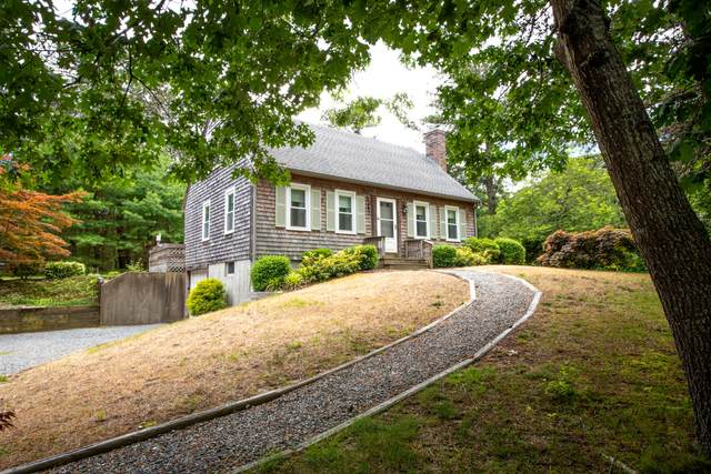 175 Pine Woods Road, Eastham, MA 02642 (MLS #22004145) :: EXIT Cape Realty