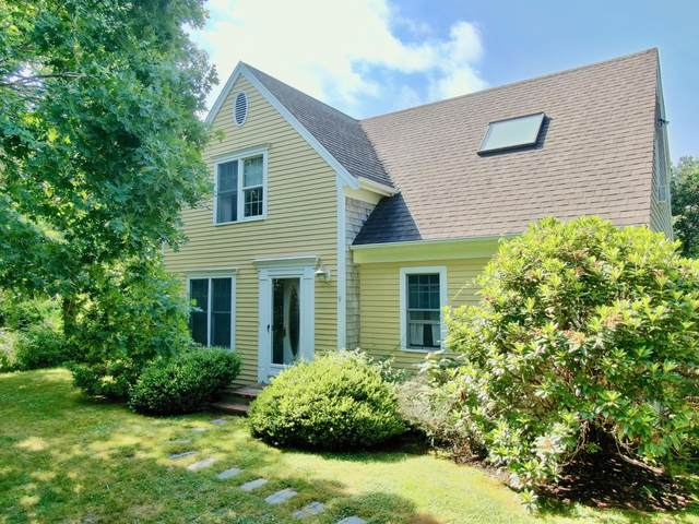 9 Pheasant Drive, Orleans, MA 02653 (MLS #22004167) :: Leighton Realty