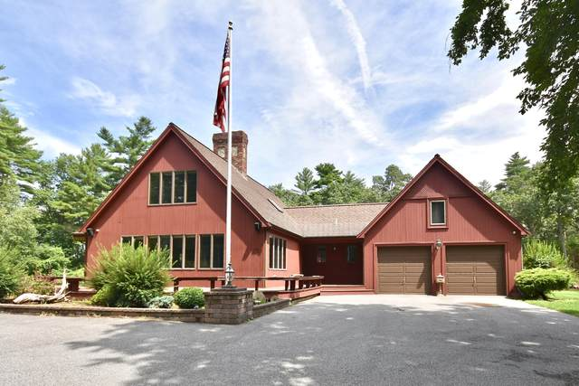 70 Parlowtown Road, Rochester, MA 02770 (MLS #22004170) :: EXIT Cape Realty