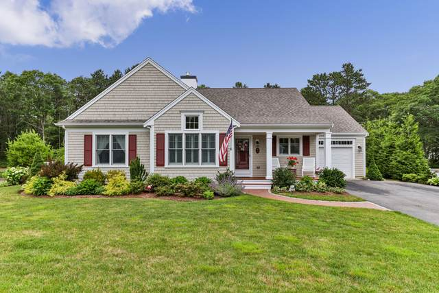 180 Pheasant Hill Circle, Cotuit, MA 02635 (MLS #22004172) :: EXIT Cape Realty