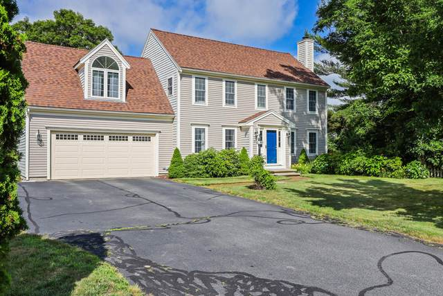 20 Teneycke Hill Road, North Falmouth, MA 02556 (MLS #22004216) :: Rand Atlantic, Inc.