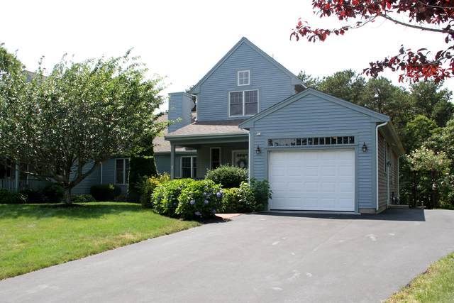 9 Tyler Lane #2, West Harwich, MA 02671 (MLS #22004224) :: Leighton Realty
