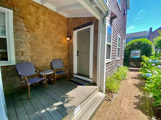 14 Still Dock #1, Nantucket, MA 02554 (MLS #22004233) :: Leighton Realty
