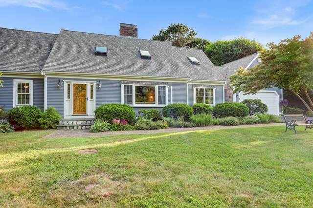 32 Eric Clauson Lane, West Falmouth, MA 02540 (MLS #22004277) :: EXIT Cape Realty