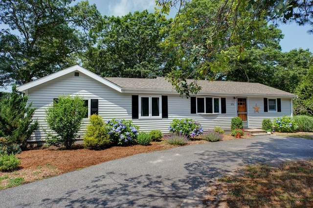 372 Harwich Road, Brewster, MA 02631 (MLS #22004290) :: EXIT Cape Realty