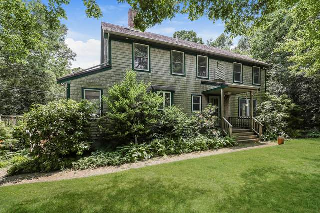 18 Blue Water Lane, North Falmouth, MA 02556 (MLS #22004297) :: Leighton Realty