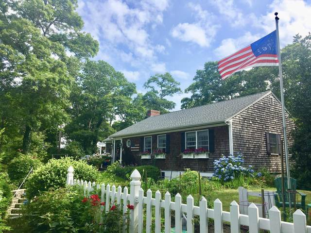 54 Mares Pond Drive, East Falmouth, MA 02536 (MLS #22004300) :: EXIT Cape Realty
