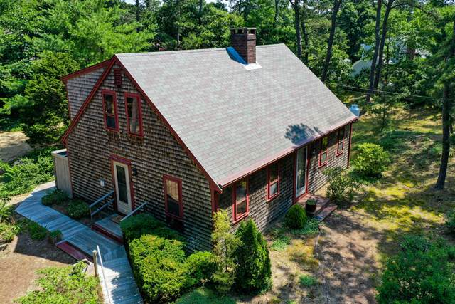 19 Pilgrim Lane, Eastham, MA 02642 (MLS #22004308) :: EXIT Cape Realty