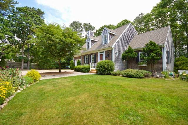 74 Dodson Way, East Falmouth, MA 02536 (MLS #22004321) :: EXIT Cape Realty