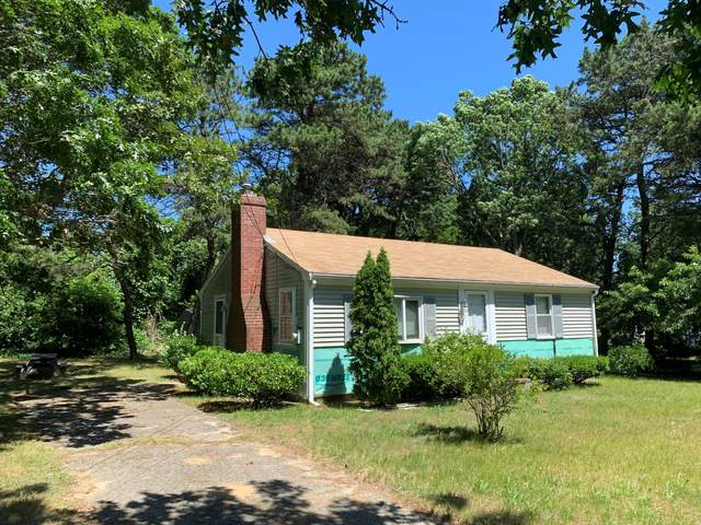 12 Navajo Road, West Yarmouth, MA 02673 (MLS #22004335) :: EXIT Cape Realty