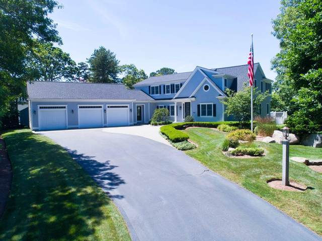 305 Falmouth Woods Road, East Falmouth, MA 02536 (MLS #22004486) :: EXIT Cape Realty
