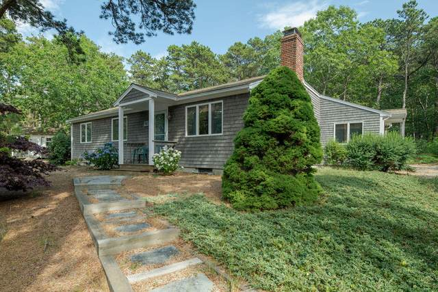 90 Governor Foss Drive, Wellfleet, MA 02667 (MLS #22004682) :: EXIT Cape Realty