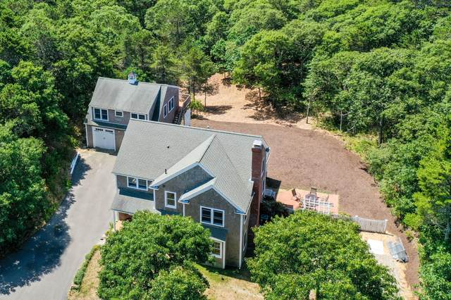 8 Knights Way, Truro, MA 02666 (MLS #22004696) :: EXIT Cape Realty